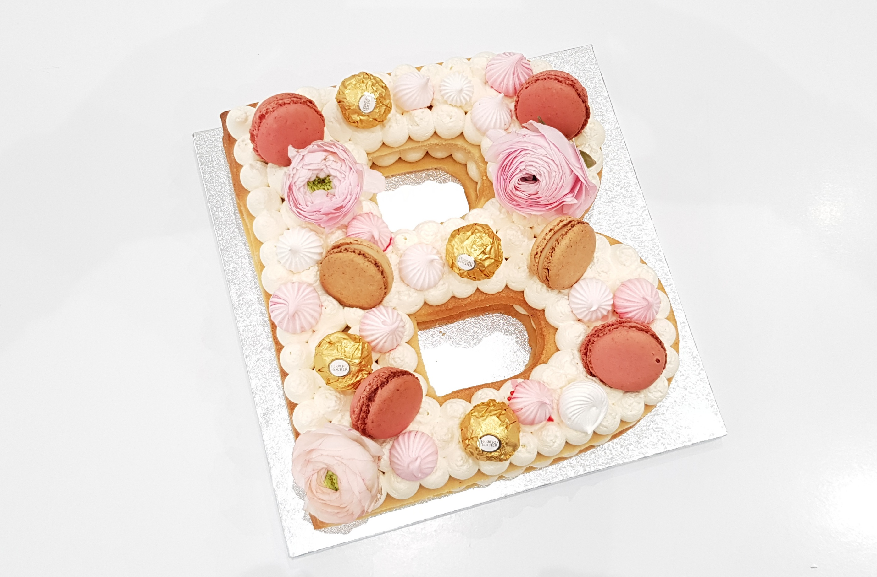 numbercake paris ile de france